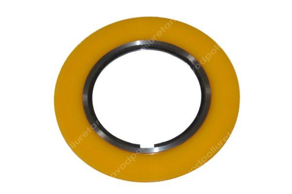 Разделительные кольца из полиуретана и стали