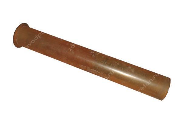 Полиуретановый вкладыш в самотечную трубу