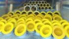Вставки полиуретановые в самотёчные трубы для Элеваторного оборудования